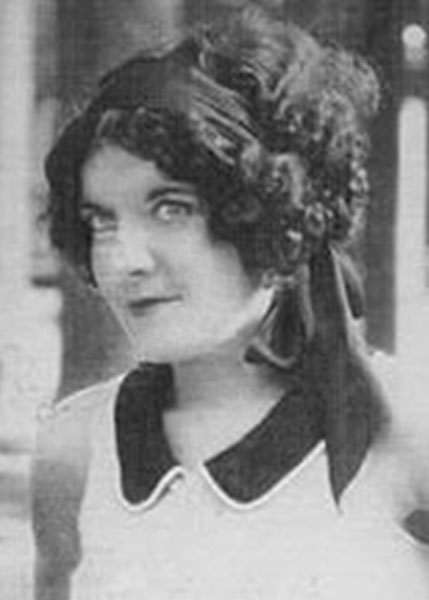 Florence Zoeller Miss San Antonio 1927