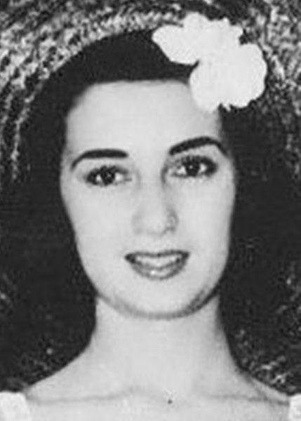 Olive Henderson Miss San Antonio 1937