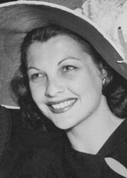 Iris Bynum Miss San Antonio 1940