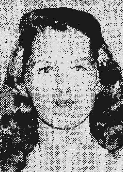Barbara Brown Miss San Antonio 1949