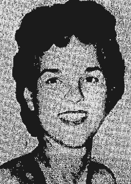 Wanda Williamson Miss San Antonio 1950