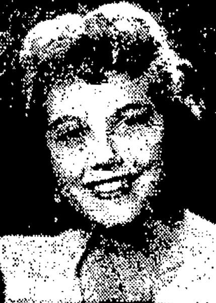 Nancy Chancellor Miss San Antonio 1952