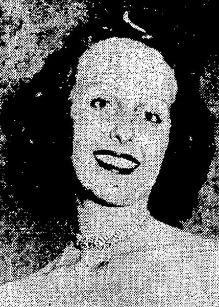 Shirley Kay Benke Miss San Antonio 1953
