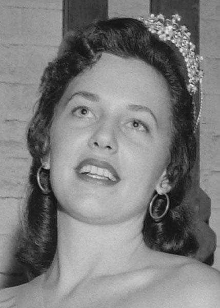 Peggy Seay Miss San Antonio 1956