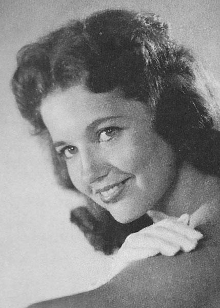 Frances Willard Miss San Antonio 1959