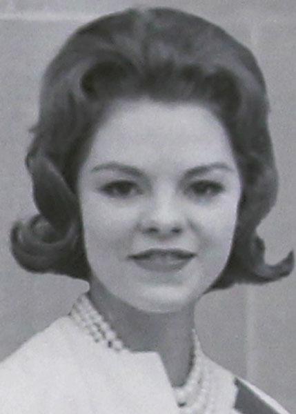 Shirley Anne Little Miss San Antonio 1961