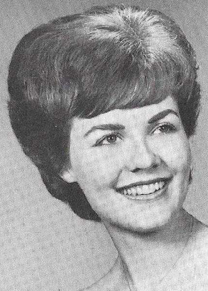 Judith Dianne Turman Miss San Antonio 1963