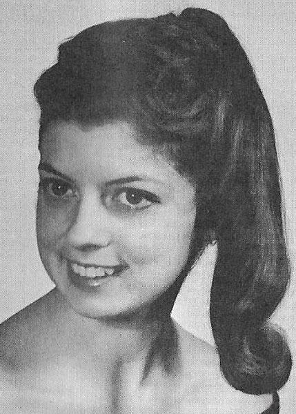 Wanda Smith Miss San Antonio 1965