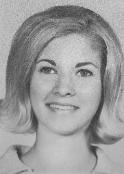 Mary Elizabeth Porter Miss San Antonio 1967