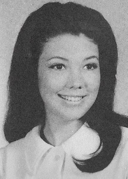Candice Kerr Miss San Antonio 1968