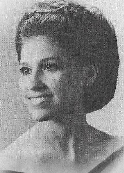 Gloria Jean Pineda Miss San Antonio 1969