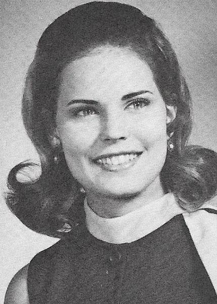 Betsy Hart Miss San Antonio 1970