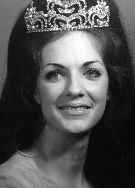 Micki Gautney Miss San Antonio 1971