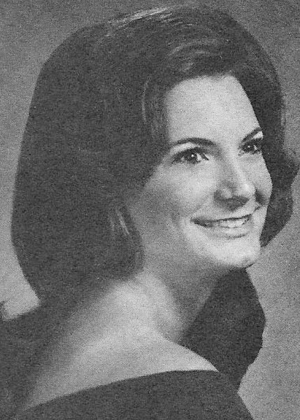 Ann Vandeveter Miss San Antonio 1972