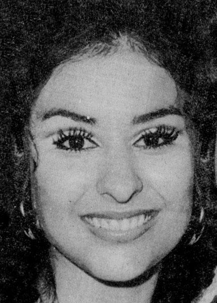 Sylvia Fernandez Miss San Antonio 1974