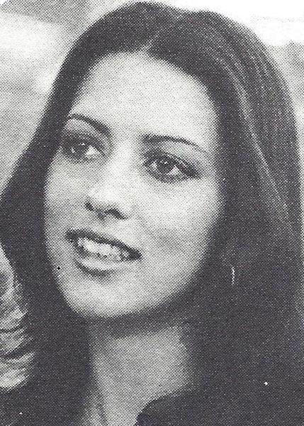 Tanya Smith Miss San Antonio 1976