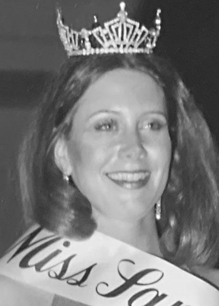 Kay Kelfer Miss San Antonio 1978