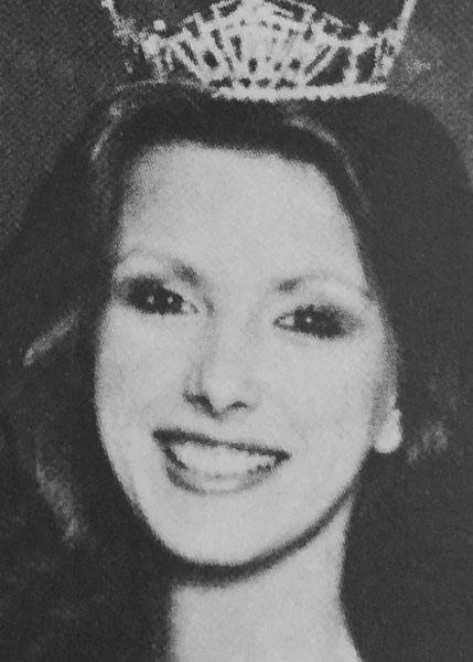 Becky Bonsall Miss San Antonio 1979
