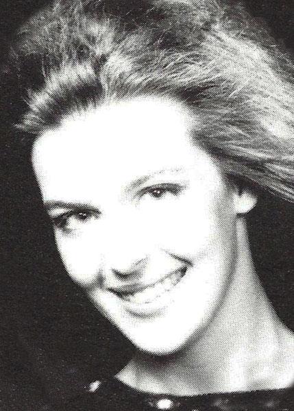 Monique Woody Zummo Miss San Antonio 1982