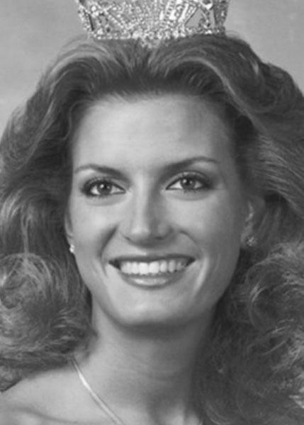 Dana Rogers Miss San Antonio 1983