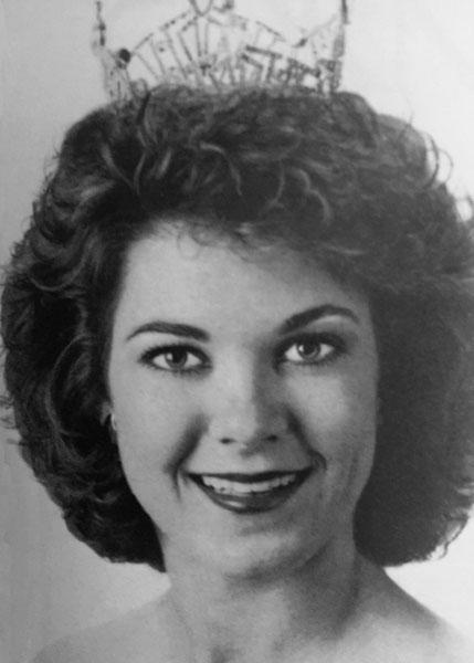 Melinda Fritz Miss San Antonio 1986