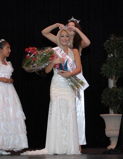 2012 Crowning