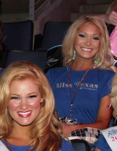 Spencer At Miss Texas