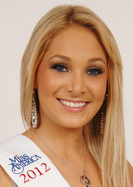 Michelle Spencer Miss San Antonio 2012