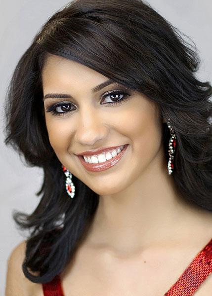 Deidra Angulo Miss San Antonio 2014