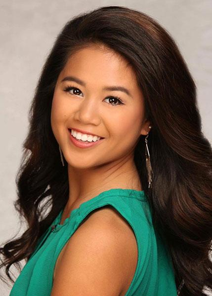 Brighton Chen Miss San Antonio's Outstanding Teen 2016