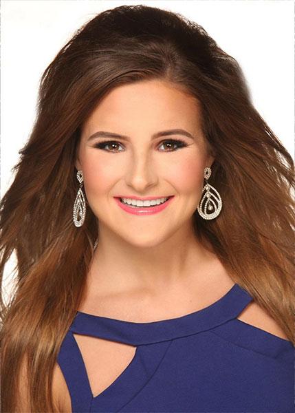 Julia Bush Miss San Antonio 2016