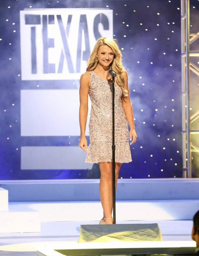 Interview at Miss Texas