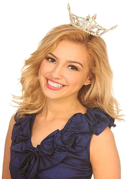 Portland Tidwell Miss San Antonio's Outstanding Teen 2017